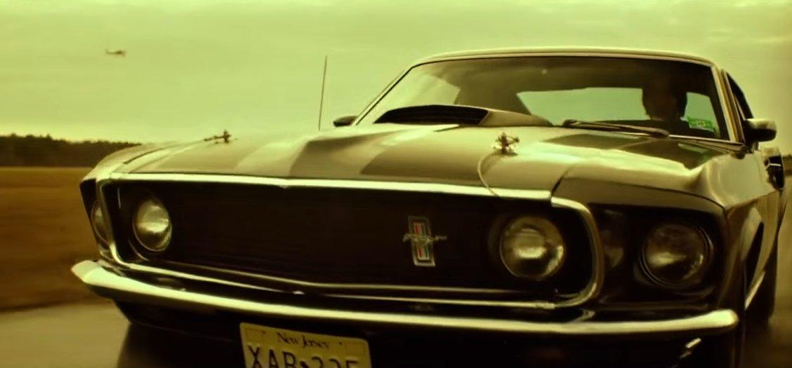 Johnovo milované auto.